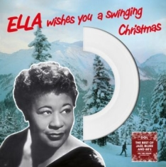 Fitzgerald Ella - Ella Wishes You A Swingin Christmas