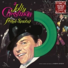 Sinatra Frank - A Jolly Christmas (Colour Vinyl)