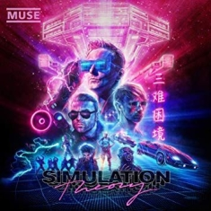 Muse - Simulation Theory (1Cd Deluxe)