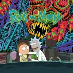 Rick and Morty - The Rick And Morty Soundtrack - Limited Coloured Loser Ed.
