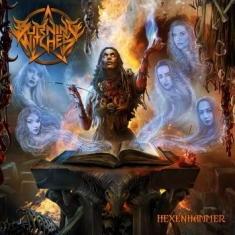Burning Witches - Hexenhammer (Digipack)