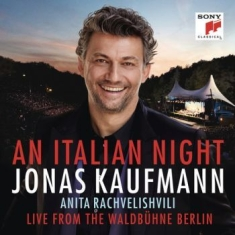 Kaufmann Jonas - An Italian Night - Live From The Wa