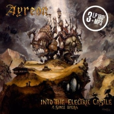 Ayreon - Into The Electric Castle (3Lp