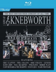Blandade Artister - Live At Knebworth
