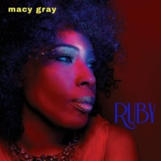 Macy Gray - Ruby (Limited Edition Red Vinyl)
