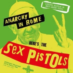 Sex Pistols - Anarchy In Rome