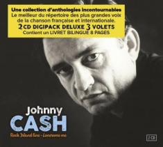 Cash Johnny - Rock Island Line - Lonesome Me