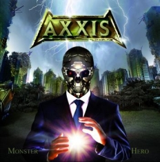 Axxis - Monster Hero (Digibook)