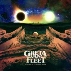 Greta Van Fleet - Anthem Of The Peaceful Army (Vinyl)