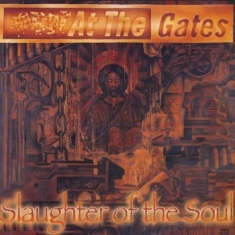 At The Gates - Slaughter Of The Soul (Digipack Rem