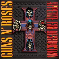 Guns N' Roses - Appetite For Destruction (Ltd 2Lp)