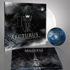 Arcturus - Sideshow Symphonies (Reissue) White