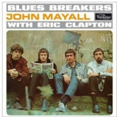 John Mayall & The Bluesbreakers - Blues Breakers W Eric Clapton (Blue
