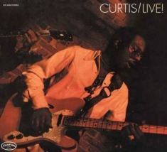 Mayfield Curtis - Curtis/Live! (2Lp)