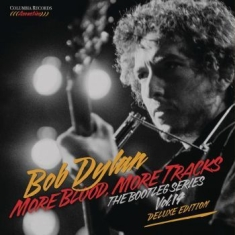 Dylan Bob - More Blood, More Tracks: The Bootle