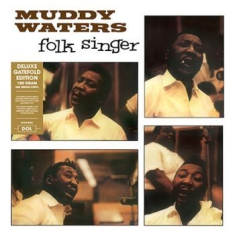 Waters Muddy - Folk Singer