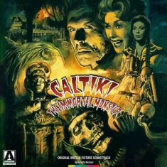Soundtrack - Caltiki the immortal monster