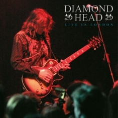 Diamond Head - Live In London (Vinyl)