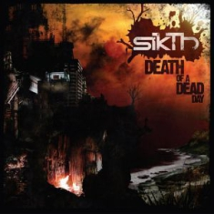Sikth - Death Of A Dead Day - 10Th Ann.Ed. Split Seam/Vikt hörn