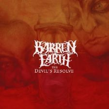 Barren Earth - The Devil´s Resolve Split Seam/Vikt hörn