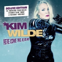 Kim Wilde - Here Come The Aliens (Deluxe Edtion