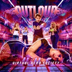 Outloud - Virtual Hero Society (2 Lp Red Viny