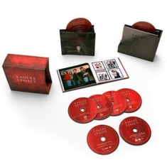 Eagles - Legacy (Ltd. Cd Boxset)