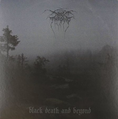 Darkthrone - Black Death And Beyond (3 LP Box) Split Seam/Vikt hörn