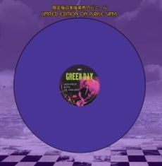 Green Day - Greatest Hits In Concert (Purple Lp