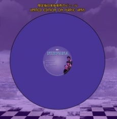 Nirvana - Greatest Hits In Concert Purple Vin