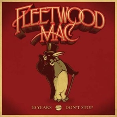 Fleetwood Mac - 50 Years - Don't Stop(3Cd Soft