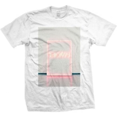 The 1975 - MEN'S TEE: BLACK TOUR
