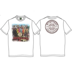 The beatles - Men's Premium Tee: Sgt Pepper with Back Printing
