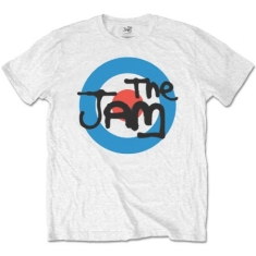 The jam - Men's Tee: Spray Logo L
