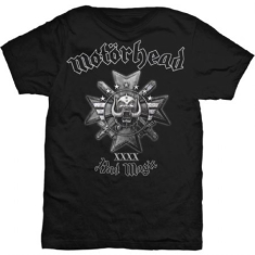 Motorhead - Men's Tee: Bad Magic