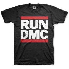 Run DMC - Men's Tee: Logo S