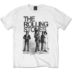 The Rolling Stones - Men's Tee: Est. 1962 Group Photo