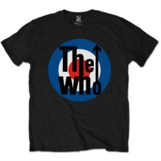The Who - Men's Tee: Target Classic