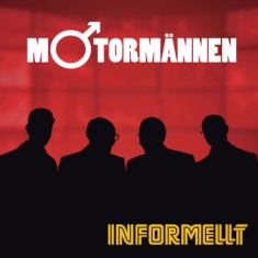 Motormännen - Informellt (repress on red vinyl)