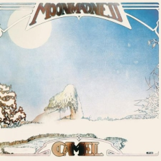 Camel - Moonmadness -Hq/Gatefold-