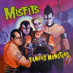 Misfits - Famous Monsters
