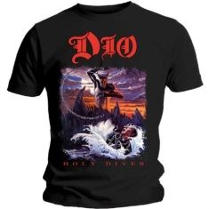 Dio Holy Diver T-shirt (L)