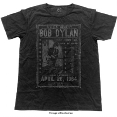 Bob Dylan Curry Hicks Cage T-shirt S
