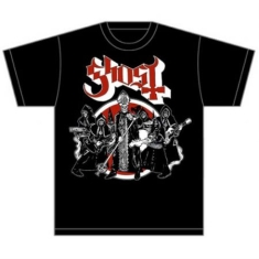 Ghost Road to Rome T-shirt (L)