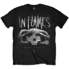 In Flames Battles Two Tone T-shirt L