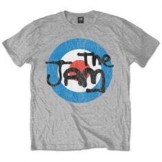 The Jam Vintage Logo T-shirt L
