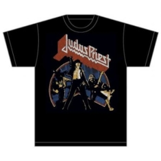 Judas Priest Unleashed Version 2 T-shirt L