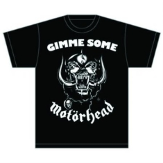 Motörhead - Gimme Some T-shirt L