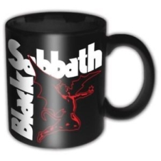 Black Sabbath - Demon Logo boxed mug