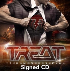 Treat - Tunguska (Signed CD)